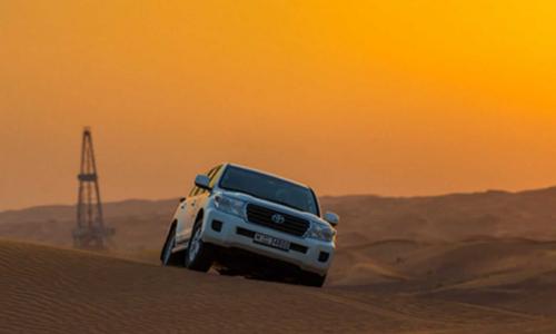 best evening desert safari dubai (1)